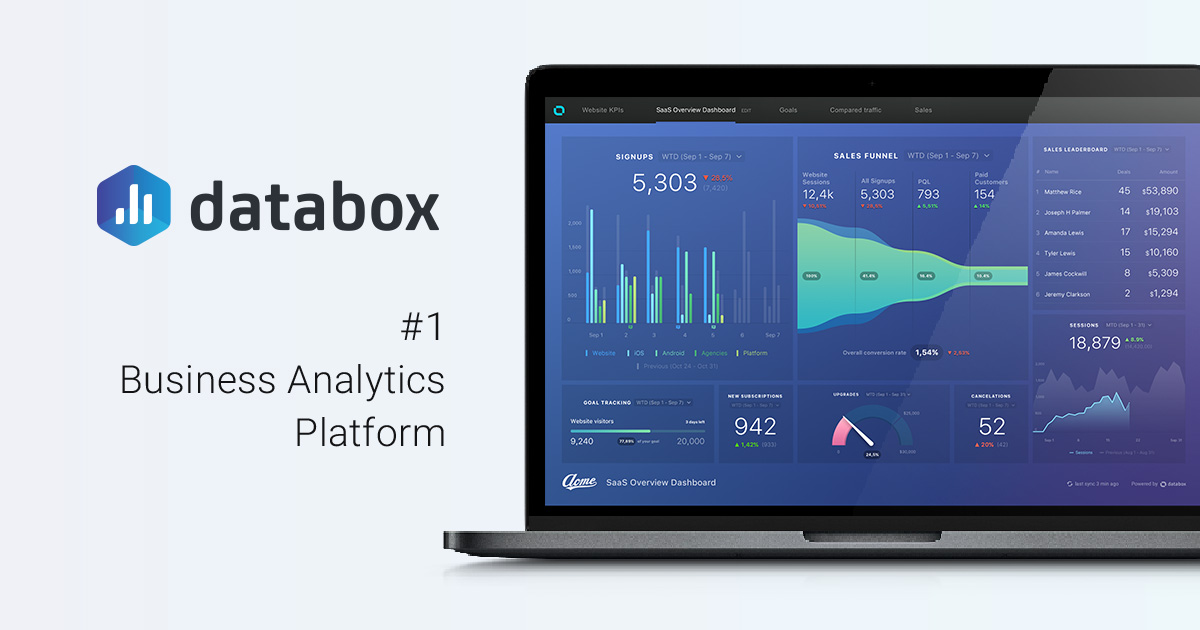 Databox and DatabeatOMNI