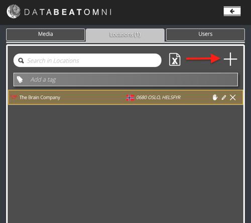 Check location in DatabeatOMNI