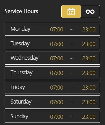 schedule databeat