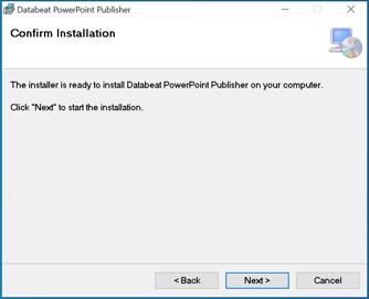 powerpoint publiser setup installation